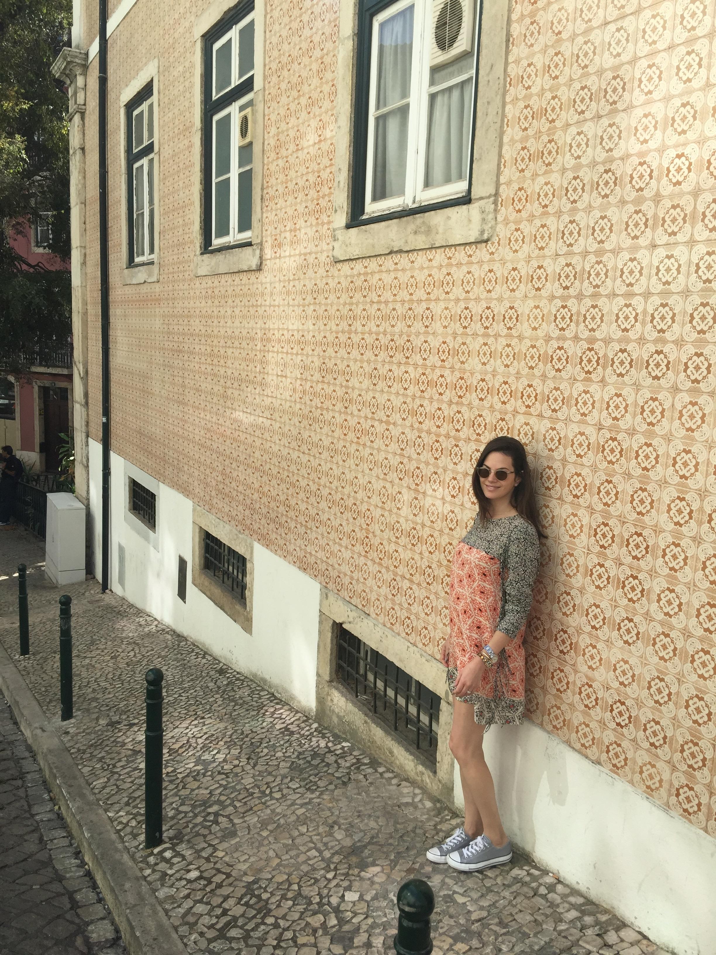 Tile Matching Dress